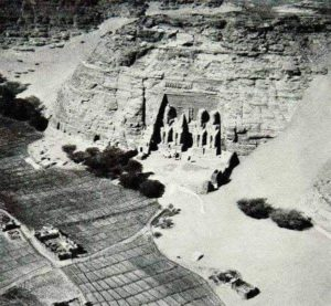 Абу Симбел 1928