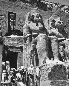 Абу Симбел 1960