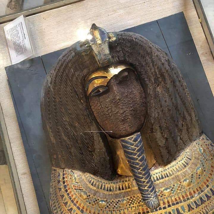 Древнеегипетский фараон Эхнатон
