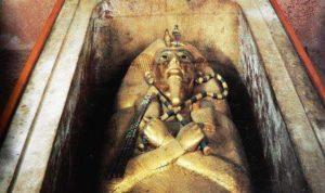 Саркофаг царя