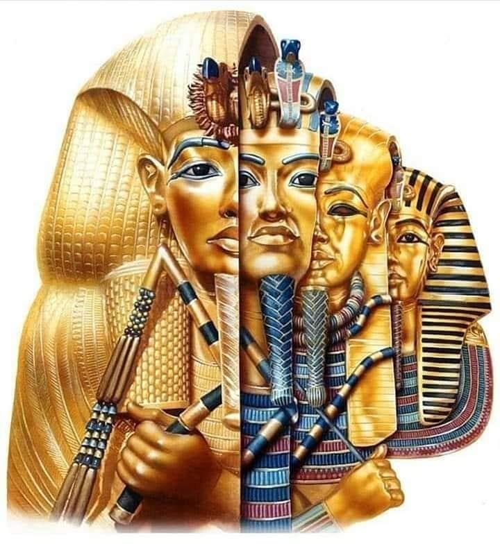 Гробница царя Тутанхамона