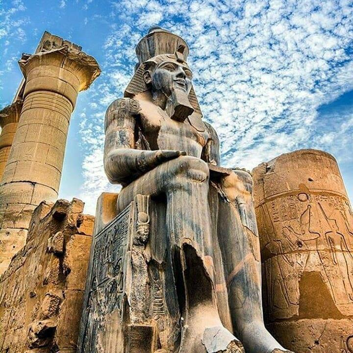 Боги и богини Египта