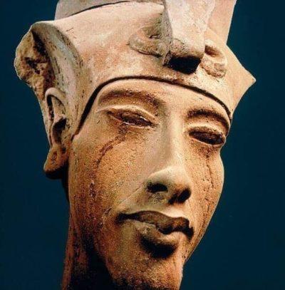Голова Эхнатона
