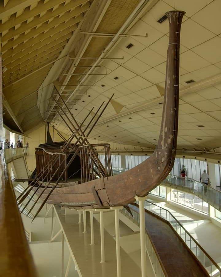 Корабль Хуфу