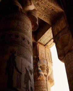 Храм Хатхор в Дендере