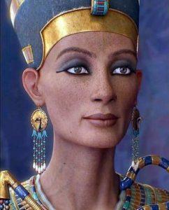 Нефертити репродукция