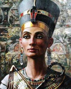 арт Нефертити