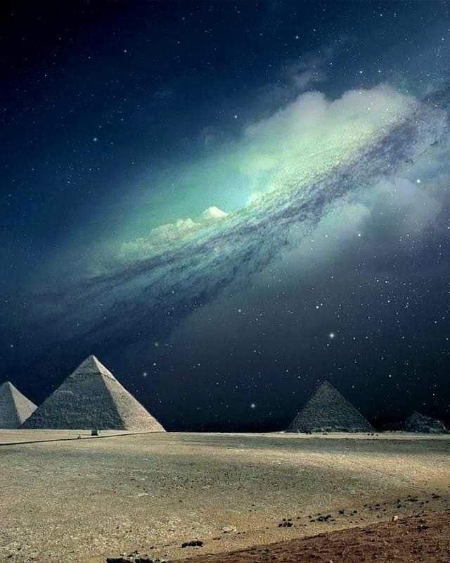Великие пирамиды Долины Царей