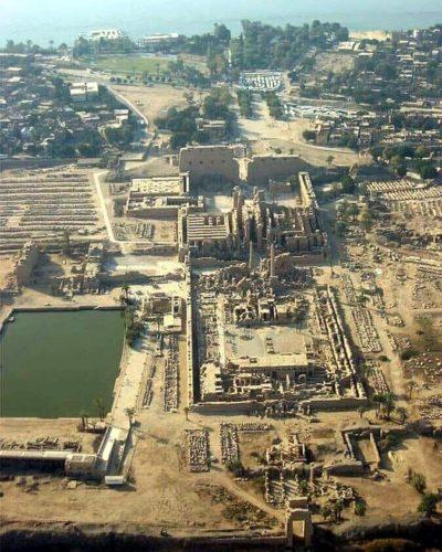 Великий храм в Карнаке