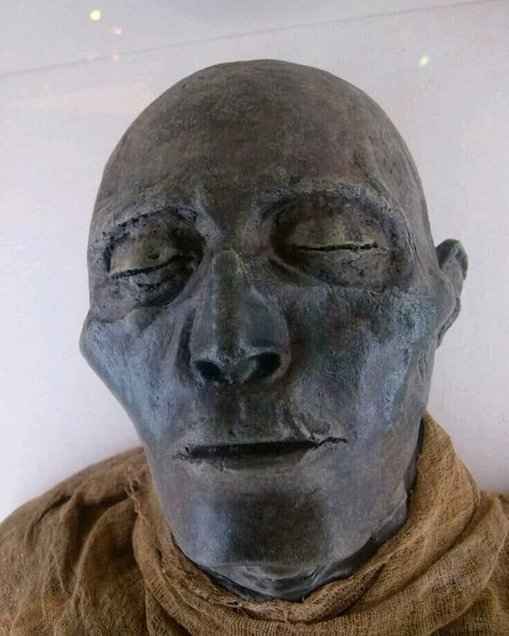 Мумия фараона Сети I