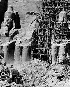 Перенос храма Абу-Симбел