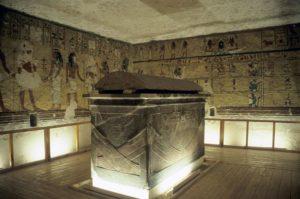 Гробница фараона Эйе