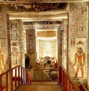 Гробница Рамсеса VI Долина царей