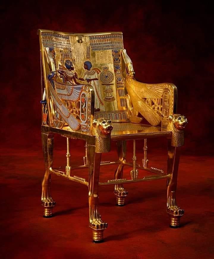 Кресло фараона