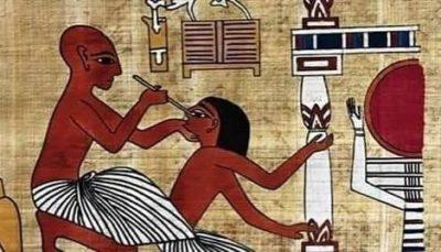Египетский врач