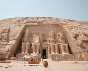 Памятники архитектуры Египта