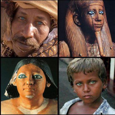 Глаза египтян