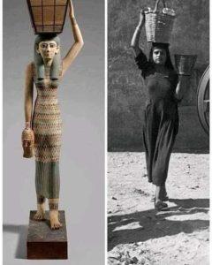Верхний Египет до сих пор сохраняет многие аспекты повседневной жизни древних египтян