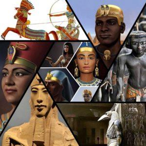 знаменитые фараоны