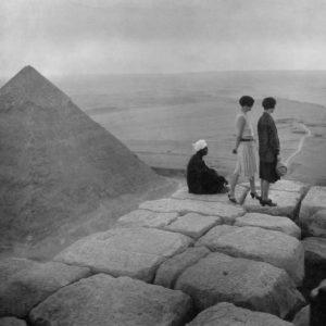 Модницы на пирамидах