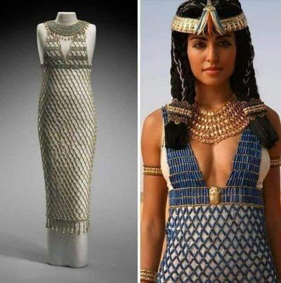 Платье из Древнего Египта