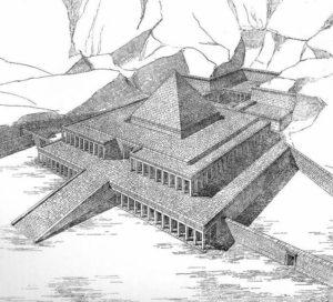 Ментухотеп ii погребальный храм