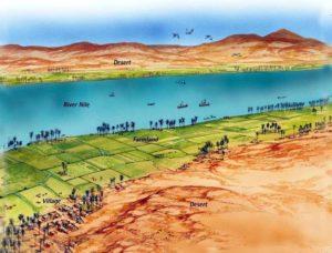 долина Нила