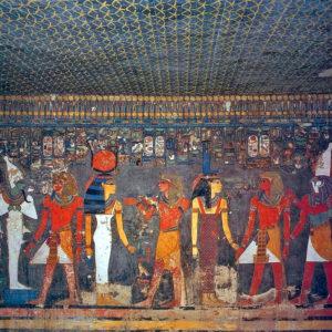 гробница Хоремхеба