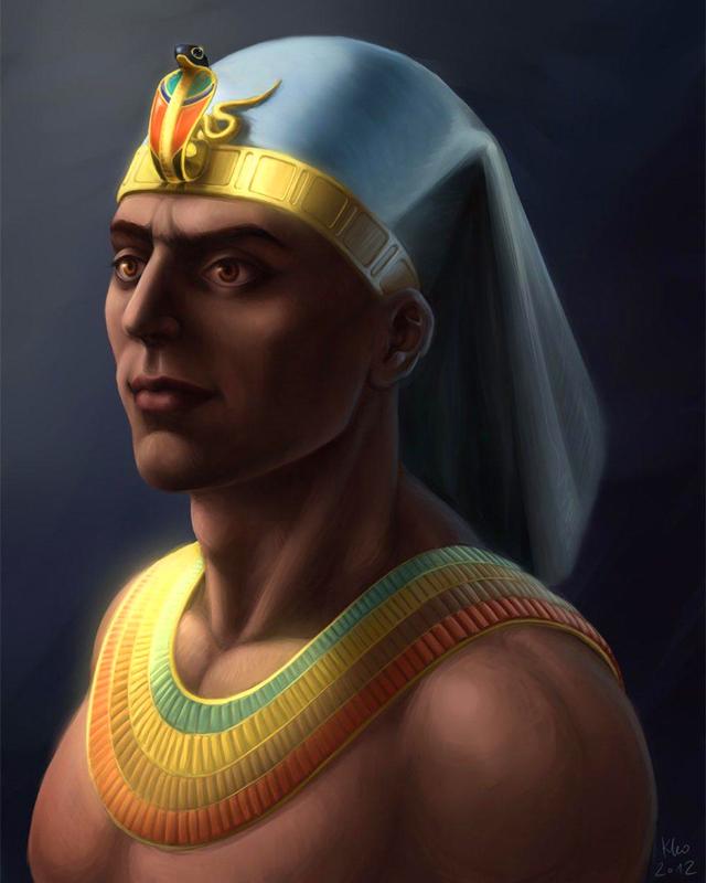 фараон Хоремхеб