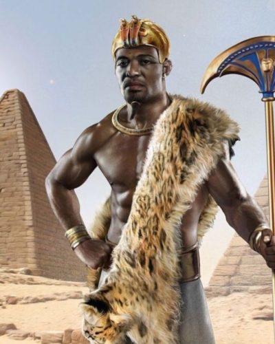 Фараон Пийе