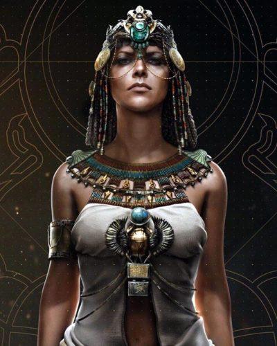 Клеопатра арт