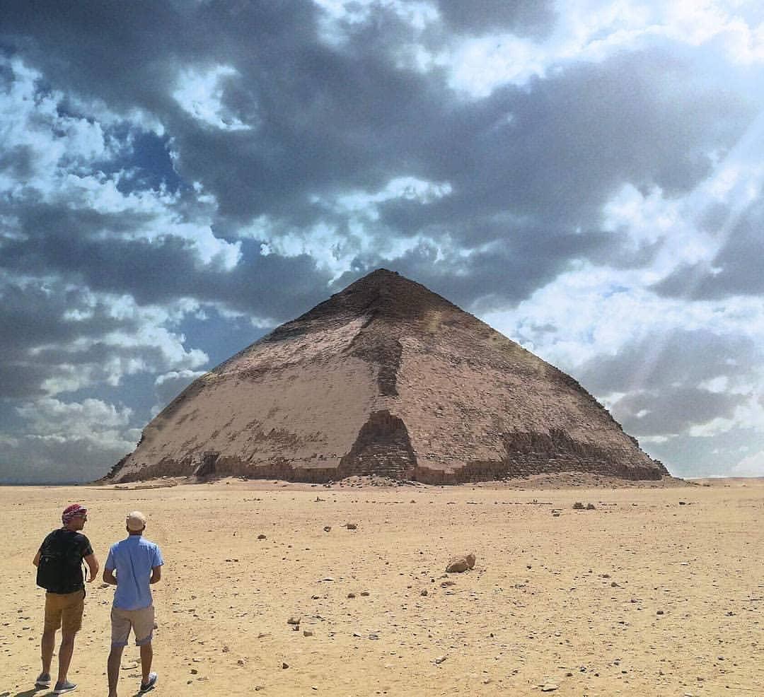 Красная пирамида