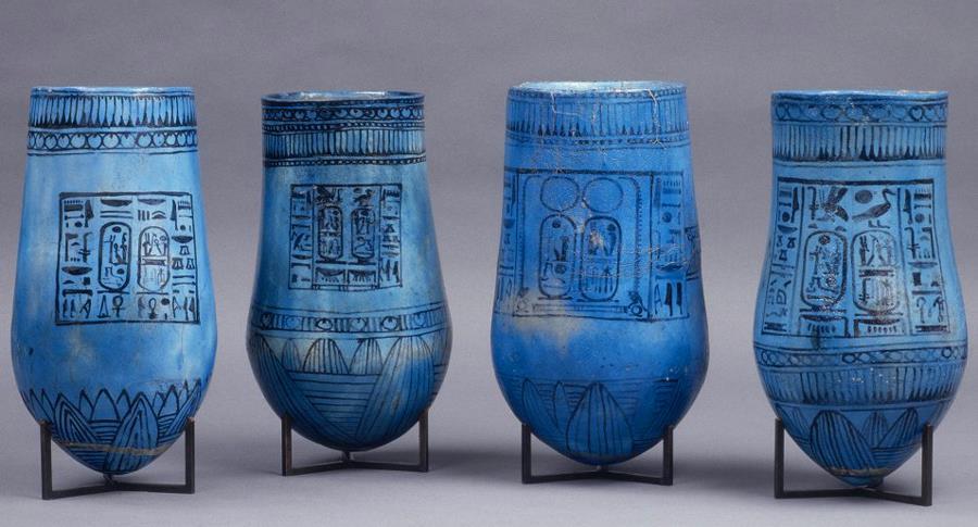 египетские вазы