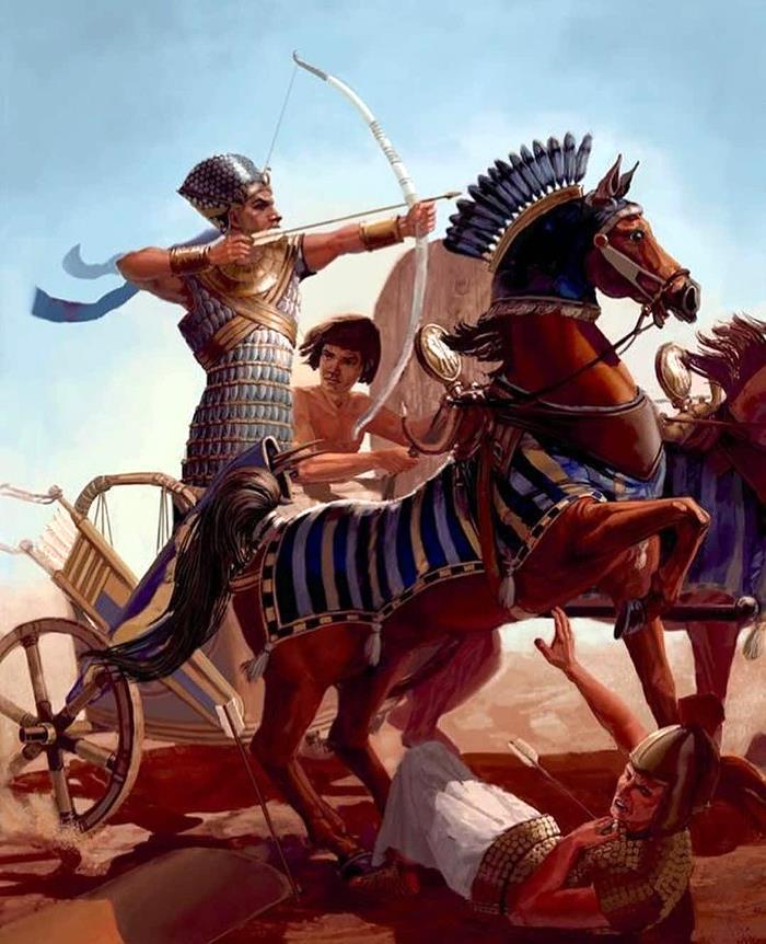 Величайшие битвы Египта