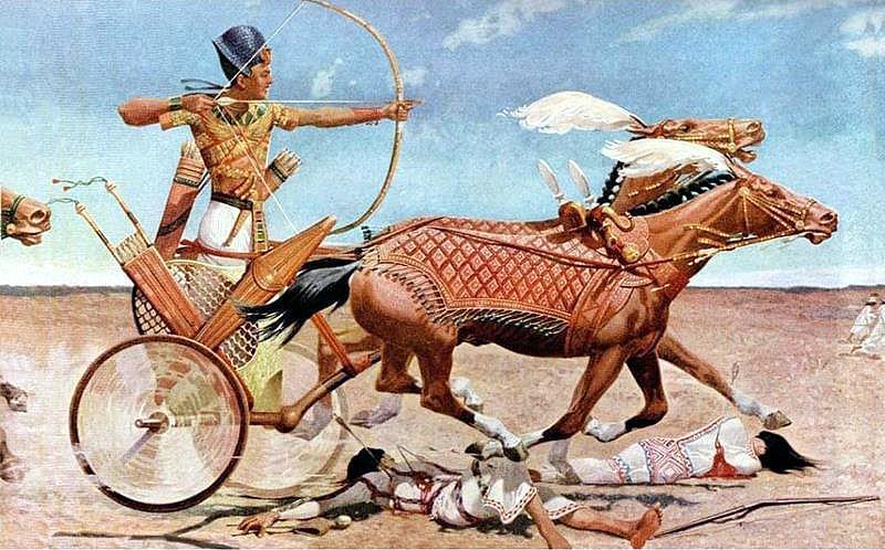 Битва при Мегиддо 1457 год д.н.э.