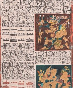 Дрезденский кодекс, книга Майя