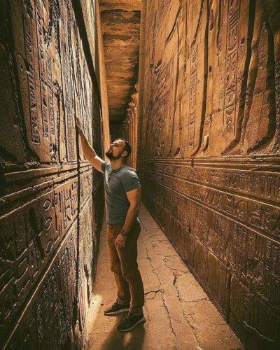Иероглифы Египта
