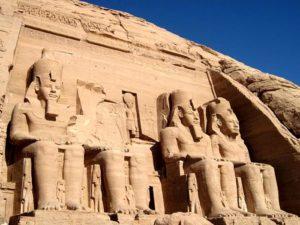 храм Рамсеса ii Абу Симбела