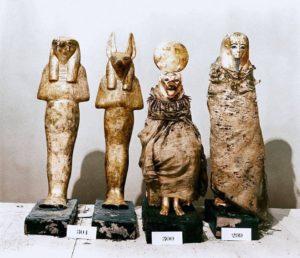 Сокровища гробницы Тутанхамона