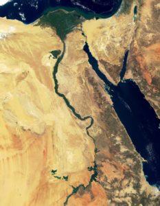 дельта Нила