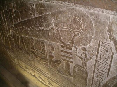 лампочка Египта