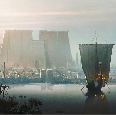 Битва Древнего Египта с морским народом