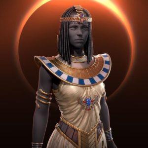 Богиня Египта