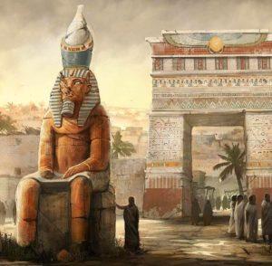 как стать фараоном