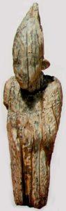 Статуэтка тинисского правителя
