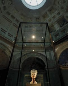 Нефертити в музее