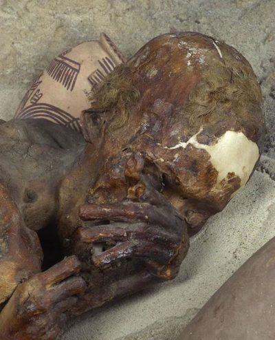 мумия первых фараонов