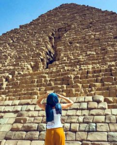 пирамида Менкауре