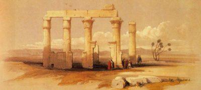 Храм в Медамуде