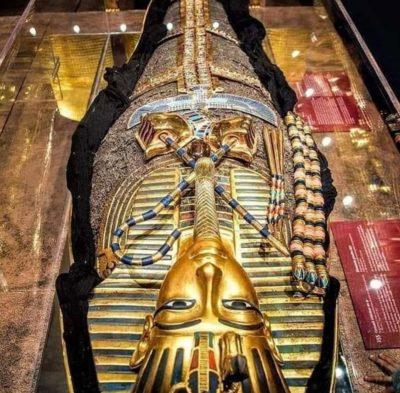 самый знаменитый фараон